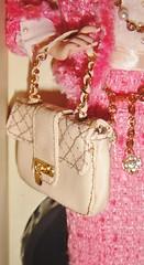2008 Preferably Pink Barbie (7) (Paul BarbieTemptation) Tags: 2008 gold label barbie fashion model collection robert best designer paris parisian sketch chanel suit preferably pink