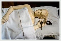 Oeuvre de Sophie Calle / Sophie Calle's work - Musée de la Chasse / Hunting museum - Paris (christian_lemale) Tags: sophie calle musée chasse museum hunting plasticienne paris france nikon d7100