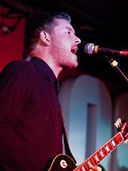 Steve Trafford (marukomu) Tags: brixsmith london live gig concert 100club thefall fall extricated