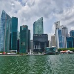 Central Business District (CBD) at Marina Bay in Singapore thumbnail