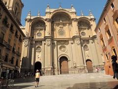 Catedral de Granada, Espanha. (Rubem Jr) Tags: granada espanha spain europa europe catedral igreja church cathedral