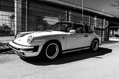 *** 911 TARGA *** (*** Joe Wild ***) Tags: monoart instatag bwstyleoftheday instapickbw bnwlife instabw monochrome instagramanet bwphotooftheday bwsociety bw blackandwhite blackandwhitephotography bnw bnwcaptures blackandwhiteonly monochromatic bnwsociety bwcrew bwstylesgf monotone instablackandwhite iroxbw blackandwhitephoto bwlover bwwednesday igersbnw ride driver speedy vehicles drive cars sportscar carporn vehicle carsofinstagram freeway speed carstagram road roadtrip sportscars car instacar carshow tires street instacars streetracing porsche 911 targa