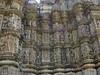 Khajuraho 09 DSCN3091 (juggadery) Tags: 2007 india madhyapradesh khajuraho architecture building temple mandir religion hindu sculpture ornament decoration