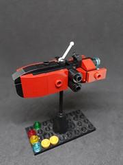 Nimbus MkV - Assault Variant (Vitor O S Faria) Tags: mfz mf0 io mobileframezero interceptorbit lego ship spaceship starship