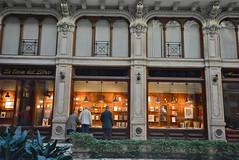 Turin, Italy (aljuarez) Tags: europa europe italia italien italy piemonte piamonte piémont piemont piedmont torino turin turín passage couvert pasaje comercial einkaufspassage galleria subalpina