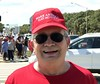 Make America Gay Again (LarryJay99 ) Tags: people protest gordon cap sunnies sunglasses face smile reds man guy
