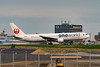 Japan Airlines JA8980 (dora9092) Tags: boeing767346 jal 日本航空 hnd 羽田空港 tokyointernationalairport oneworld ワンワールド japanairlines 767300 hanedaairport 東京国際空港 rjtt