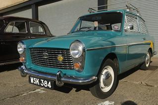 Austin A40 Farina Saloon - 1959