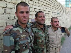 Buddies (geneward2) Tags: portrait kerman iran men