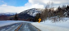 heading on the downside (Icanpaint1) Tags: kancamagushighway newhampshire newenglandwinter winter whitemountains winterwonderland mountains snow nationalpark wjtphotos landscapes