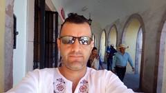 Translator in the archs. (yaotl_altan) Tags: translator hidalgo actopan arcos archs mèxic méxico mexiko ме́ксика messico mexico mexique traductor