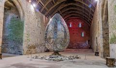 Easter Egg (trevorhicks) Tags: bucklandabbey england unitedkingdom gb national trust devon tamron canon 5d mark iv easter egg barn