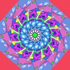 Mandala 1-3 (Astronira) Tags: pattern ornament seamless graphic design abstract abstraction background symmetry texture textural art image rhythm мандала симметрия astronira орнамент круглый