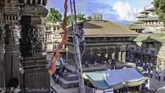 Kathmandu Durbar Square (world Heritage site) (Rajen Manandhar) Tags: nepal nepali newar beautiful ancient architecture street photography canon kit lens