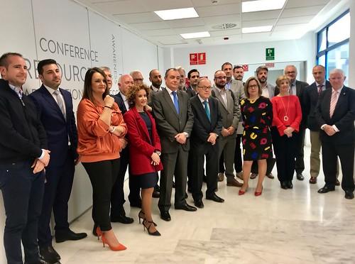 Primera reunión del Consejo Empresarial de Alicante
