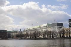 Hamburg City - Binnenalster (- FinnFoto -) Tags: hamburg landschaft stadt hh de