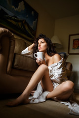 private moments (Colby Files Photography) Tags: bethfraser colbyfiles bed bedroom boudior glamour hotelroom implied mood moodart moody privatemoments windowlight