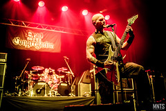 Dead Congregation - live in Metalmania XXIV fot. Łukasz MNTS Miętka-2