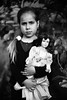 (Walter Daniel Fuhrmann) Tags: niña girl muñeca doll bw blancoynegro bn mika retrato portrait