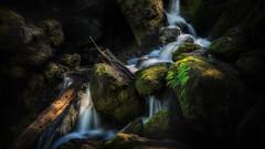 Return to Cataract Falls (PrevailingConditions) Tags: cataractfalls water waterfall rocks moss creek marin marinecounty ba bayarea ca california
