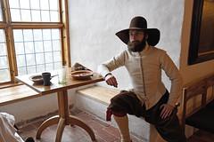 aterian jälkeen (GARS Savolax) Tags: gars turunlinna åboslott turkucastle reenactment 17thcentury 1600luku historianelävöitys historianelävöittäminen pikenööripäivä pike