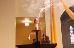 Candles (Stephenie DeKouadio) Tags: canon photography washington washingtondc dc episcopal church people