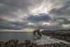 Castro de las Gaviotas. (Amparo Hervella) Tags: castrodelasgaviotas asturias españa spain nube naturaleza color largaexposición d7000 nikon nikond7000