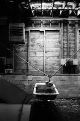 Lawrence MA_film-26 (them_cairo_doors) Tags: film bw manual minolta minoltax700 architecture mill abandoned