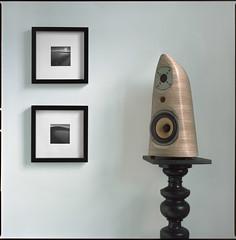 Sam's GCSE project (steve-jack) Tags: hasselblad 501cm 80mm cb fuji reala 100 expired film 120 6x6 speaker plywood tetenal c41 kit epson v500