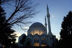 Grande Mosquée de Shkodër (8pl) Tags: mosquée shkodër grandemosquée albanie minarets coupoles bâtimentreligieux lieudeculte islam éclairageintérieur édificereligieux religion