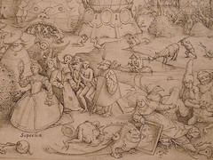 BRUEGEL Pieter I,1557 - Superbia, l'Orgueil-detail 03 (Custodia) (L'art au présent) Tags: art painter peintre details détail détails detalles drawings dessins dessins16e 16thcenturydrawings dessinhollandais dutchdrawings peintreshollandais dutchpainters stamp print louvre paris france peterbrueghell'ancien man men femme woman women devil diable hell enfer jugementdernier lastjudgement monstres monster monsters fabulousanimal fabulousanimals fantastique fabulous nakedwoman nakedwomen femmenue nude female nue bare naked nakedman nakedmen hommenu nu chauvesouris bat bats dragon dragons sin pride septpéchéscapitaux sevendeadlysins capital