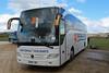 National Holidays, Hull BN17 JEO, Mercedes Tourismo at Cheltenham racecourse (majorcatransport) Tags: yorkshirebuses cheltenham nationalholidayshull mercedesbenz mercedestourismo