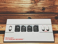 Nintendo Four Score (Jared Cherup) Tags: nintendo fourscore nes