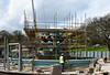 International (beqi) Tags: 2018 architecture edinburgh fountain garden ironwork princesstreetgardens panorama photoshoppery