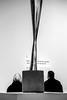 (Liane FKL) Tags: fondation lvmh vuitton paris france exposition exhibition art sculpture musée museum brancusi envol moderne modern reflets reflection