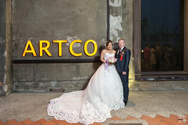 高雄婚攝 典藏駁二餐廳 ARTCO (81)