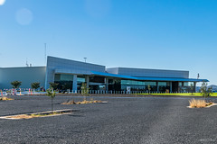 Wellcamp airport terminal