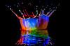 DSCF5958 (Photography By Mallik) Tags: waterdrops color crown dripart dropart drops splash waterart