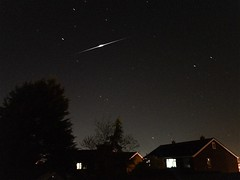 iridium 35 flare (andystones64) Tags: satellite flare lighttrail longexposure orbit movement motion communications manmade space stars unmanned