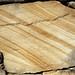 """Liesegang banding"" in quartzose sandstone (Upper Paleozoic; quarry near Crossville, Tennessee, USA) 3"