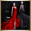 (AD) -AZUL- Lynn (mami_jewell) Tags: azul lynn dress hautecouture gown formal asian sense event limited exclusive release flexi fitmesh sl secondlife game virtual avatar fashion