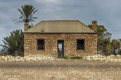 No more voices (ChrisKirbyCapturePhotography) Tags: abandoned abandonedhouse yorkepeninsula southaustralia stonework oldhouse chriskirbycapturephotography summerinaustralia summer