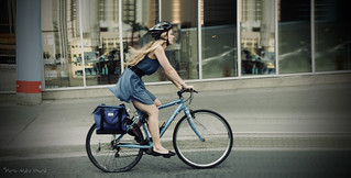 *à Bicyclette ...
