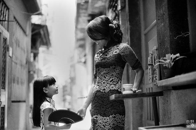 台南親子旗袍寫真 2