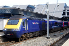 43034, Reading, February 16th 2017 (Southsea_Matt) Tags: 43034 class43 brel firstgreatwestern highspeedtrain intercity125 reading berkshire england unitedkingdom february winter 2017 canon 80d train railway railroad transport freight diesellocomotive