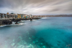 Los Nidillos (manuel.guerra) Tags: largaexposición mar confital laspalmasdegrancanaria canarias españa es