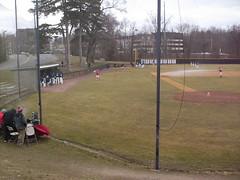 Poughkeepsie 10 (MFHarris) Tags: marist poughkeepsie ncaa collegebaseball mccann redfoxes ballpark baseball stadium