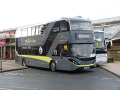Blackpool 442 180324 Preston (maljoe) Tags: blackpooltransport blackpool railreplacement