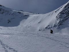 P1010457 (Simon d'Etache) Tags: ski alpes ecrins briançon lautaret pic de combeynot