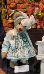 Медвежонок Лейла (sava-vava) Tags: 2017 lj игрушка фигурки toy mobile photo handmade animal art figurines